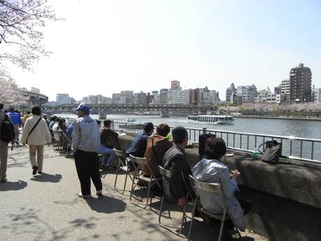(これは良い!)そして安く楽しむ編@隅田公園