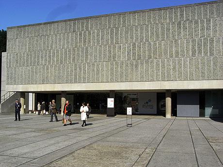 上野の美術館・博物館のその他の様子とイルミネーション!?