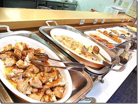 食べ放題!ホテルバイキング@チサンホテル上野 ティーダ