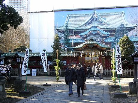 上野東照宮と冬ぼたん。引いたおみくじは…!?