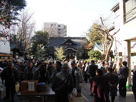 2010年:とんど焼き 【鳥越神社】レポート!